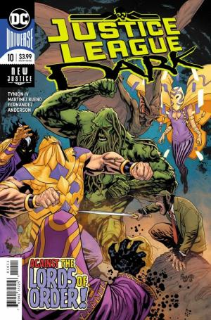 Justice League Dark 10 Issues V2 (2018 - Ongoing)