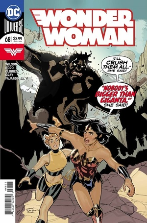 Wonder Woman # 68 Issues V5 - Rebirth (2016 - 2019)