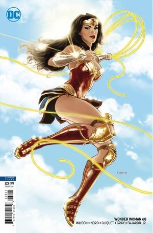 Wonder Woman 68 Issues V5 - Rebirth (2016 - 2019)