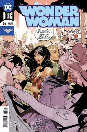 Wonder Woman # 69 Issues V5 - Rebirth (2016 - 2019)