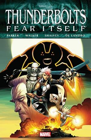 Fear Itself - Thunderbolts édition TPB softcover (souple)
