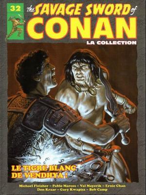 The Savage Sword of Conan 32 TPB hardcover (cartonnée)
