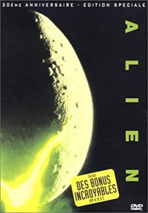 Alien, le huitième passager édition 20ème Anniversaire - Edition spéciale