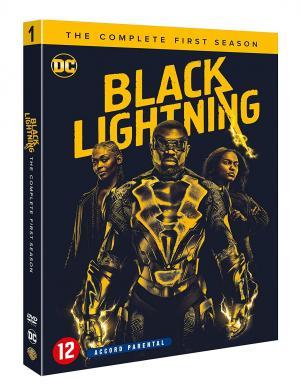 Black Lightning édition simple
