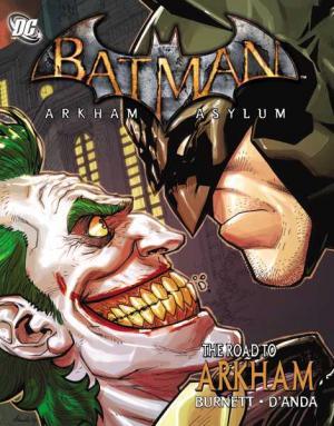Batman - Arkham Asylum - The Road to Arkham édition Issues