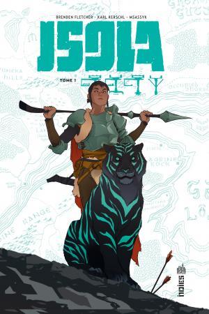 Isola édition TPB hardcover (cartonnée)