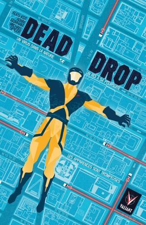 Dead Drop édition TPB hardcover (cartonnée)