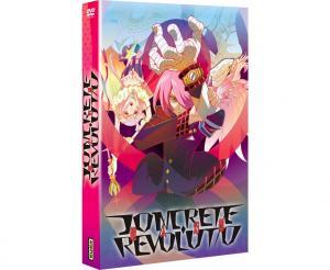 couverture, jaquette Concrete Revolutio  Intégrale DVD (Kaze)