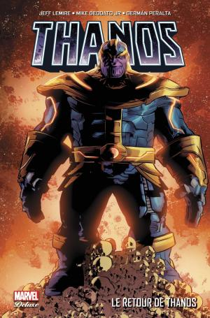 Thanos édition TPB Hardcover - Marvel Deluxe - Issues V2