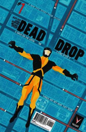 Dead Drop # 1 Issues