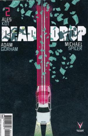 Dead Drop # 2 Issues