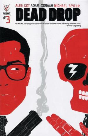 Dead Drop # 3 Issues