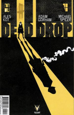 Dead Drop # 4 Issues