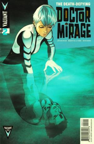 Death Defying Doctor Mirage # 2 Issues