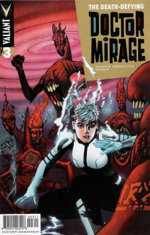Death Defying Doctor Mirage # 3 Issues