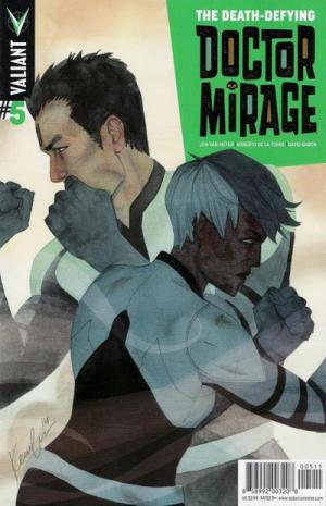 Death Defying Doctor Mirage # 5 Issues