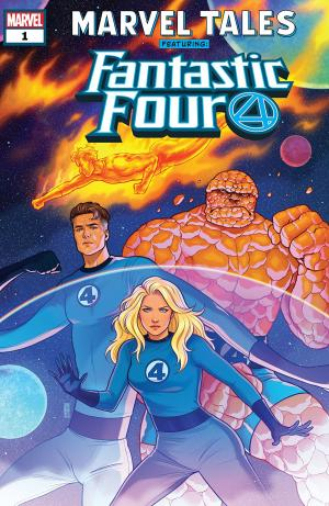 Marvel Tales - Fantastic Four édition Issue (2019)