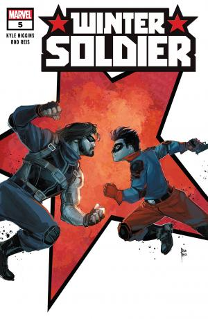 Winter Soldier 5 Issues V2 (2018 - 2019)