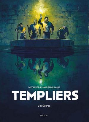Templiers édition Intégrale Deluxe