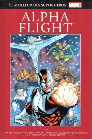 Le Meilleur des Super-Héros Marvel 78 - Alpha Flight