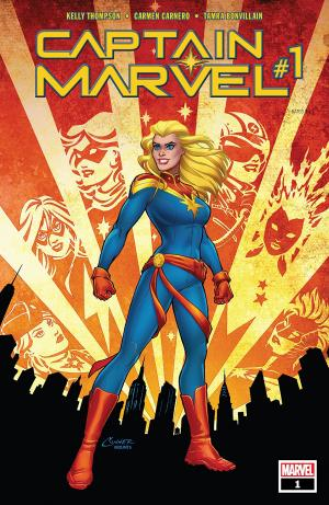 Captain Marvel # 1 Issues V12 (2019 - Ongoing)