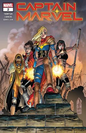 Captain Marvel # 2 Issues V12 (2019 - Ongoing)