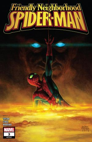 Friendly Neighborhood Spider-Man # 3