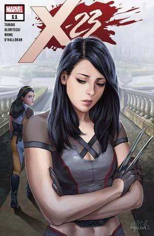 X-23 11 Issues V4 (2018 - 2019)