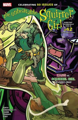 The Unbeatable Squirrel Girl 42 Issues V2 (2015 - Ongoing)
