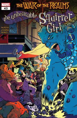 The Unbeatable Squirrel Girl 43 Issues V2 (2015 - Ongoing)