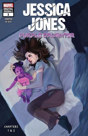 Jessica Jones - Purple Daughter édition Issues (2019)