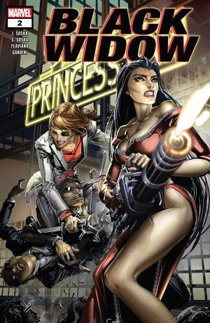 Black Widow # 2 Issues V7 (2019)
