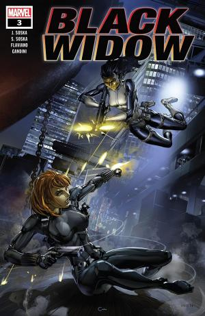 Black Widow # 3 Issues V7 (2019)