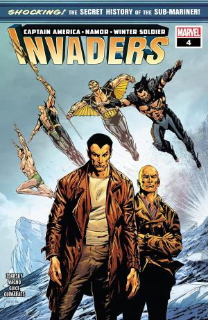 The Invaders 4 Invaders - Issues (2019 - Ongoing)