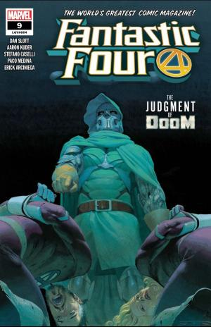 Fantastic Four 9 Issues V6 (2018 - Ongoing)