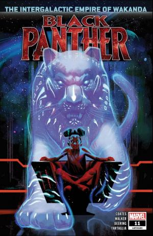 Black Panther 11 Issues V7 (2018 - Ongoing)
