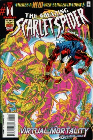The Amazing Scarlet Spider édition Issues