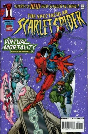 Spectacular Scarlet Spider édition Issues