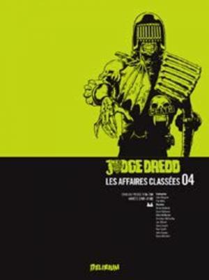 Judge Dredd - Les Affaires Classées # 4