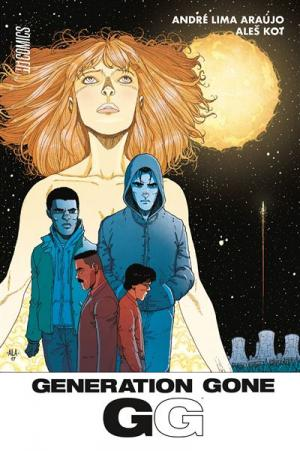 Generation Gone édition TPB hardcover (cartonnée)