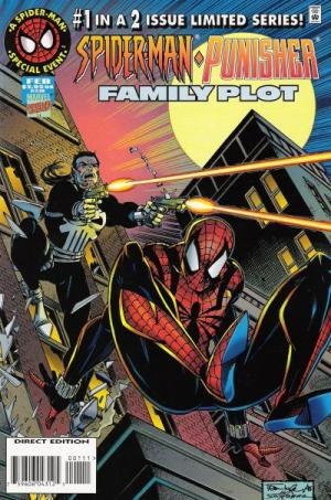 Spider-Man / Punisher - Family Plot édition Issues