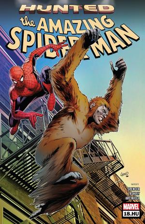 The Amazing Spider-Man # 18.1 Issues V5 (2018 - Ongoing)
