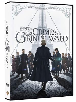 Les Animaux fantastiques : Les crimes de Grindelwald édition simple