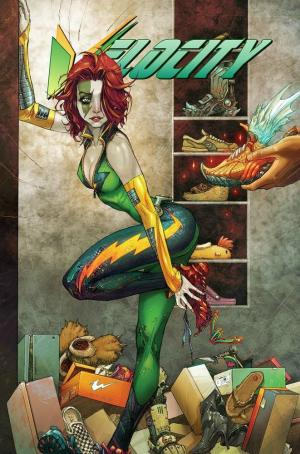 Velocity édition TPB softcover (souple) - Issues V2