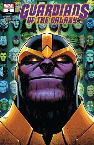 Les Gardiens de la Galaxie # 2 Issues V6 (2019 - Ongoing)