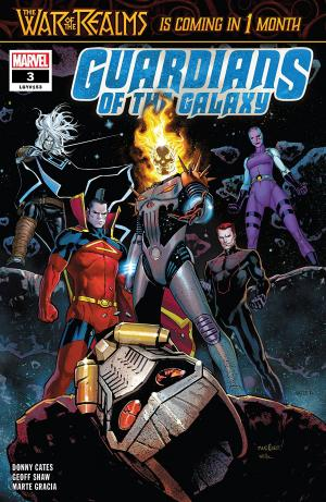 Les Gardiens de la Galaxie # 3 Issues V6 (2019 - Ongoing)