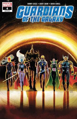 Les Gardiens de la Galaxie # 4 Issues V6 (2019 - Ongoing)
