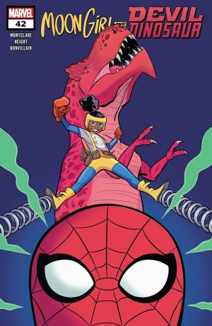 Moon Girl and Devil Dinosaur 42 Issues (2015 - Ongoing)
