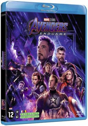 Avengers : Endgame édition simple