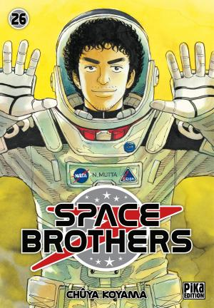 Space Brothers 26 Française